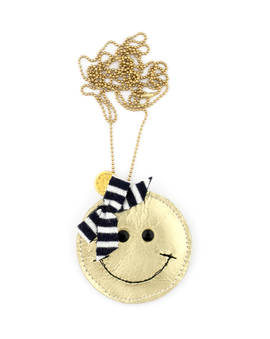 Necklace Happy marine gold