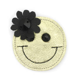 Brooch Happy Flower