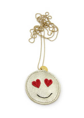 Necklace Happy Love gold
