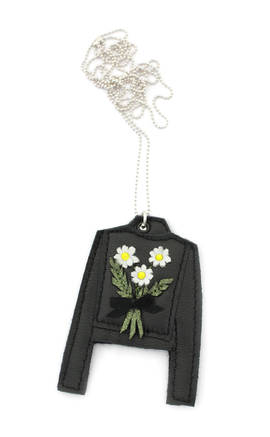 Necklace Jacket Daisy