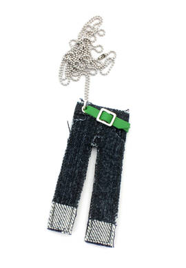 Necklace Jeans
