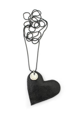 Necklace Love black BAR