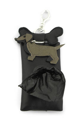 Poobag Rudy with Bone black